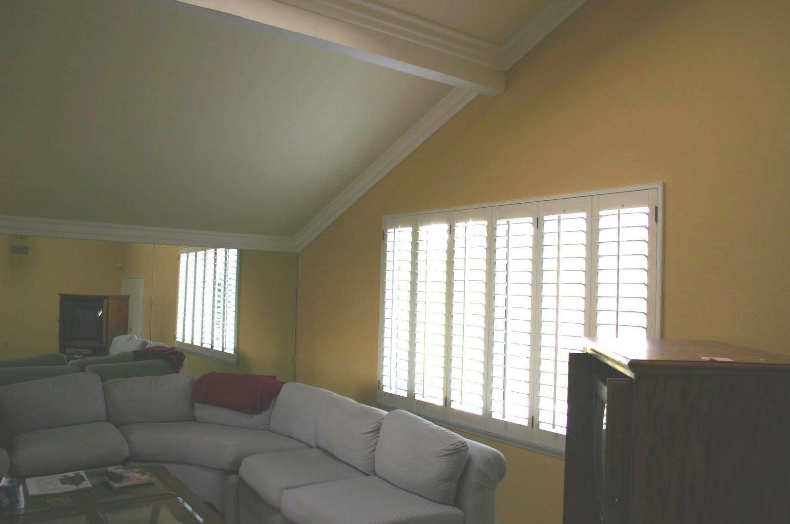 Living room progress dunn edwards crossroads walls and cream