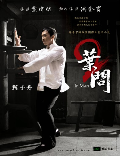 Ver Ip Man 2: Legend of the Grandmaster (2010) Online