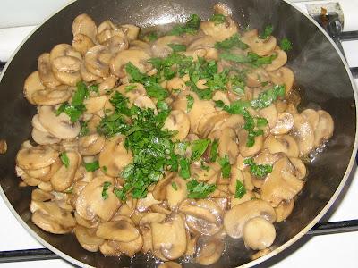 Imparando a cucinare funghi trifolati for Cucinare funghi