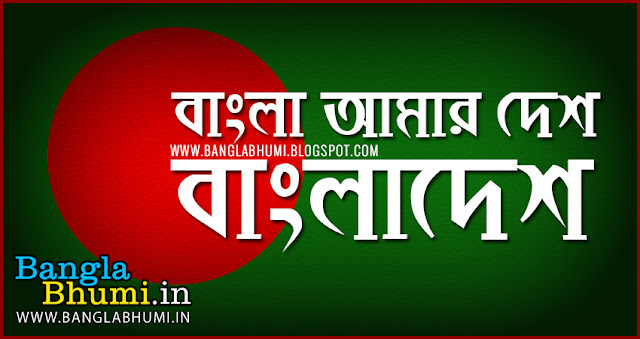 Bangladesh Bijoy Dibosh Picture in Bengali