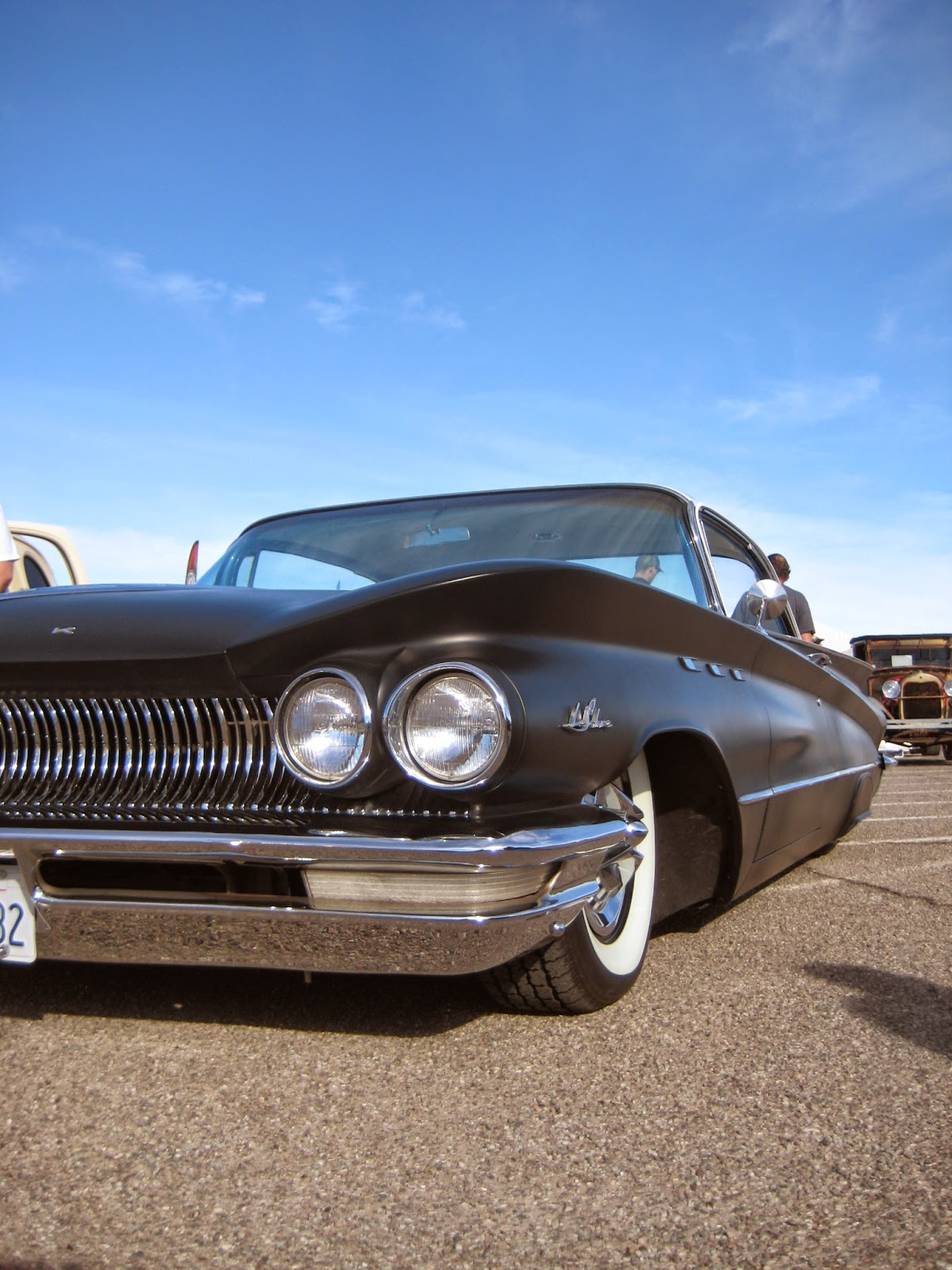 vintage car Rockabilly Reunion 2014