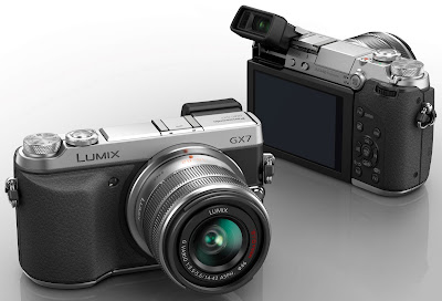 Panasonic DMC Lumix GX7, interchangeable lens, DSLM camera, art filter, creative filter, Full HD video