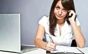 mulher ética no trabalho