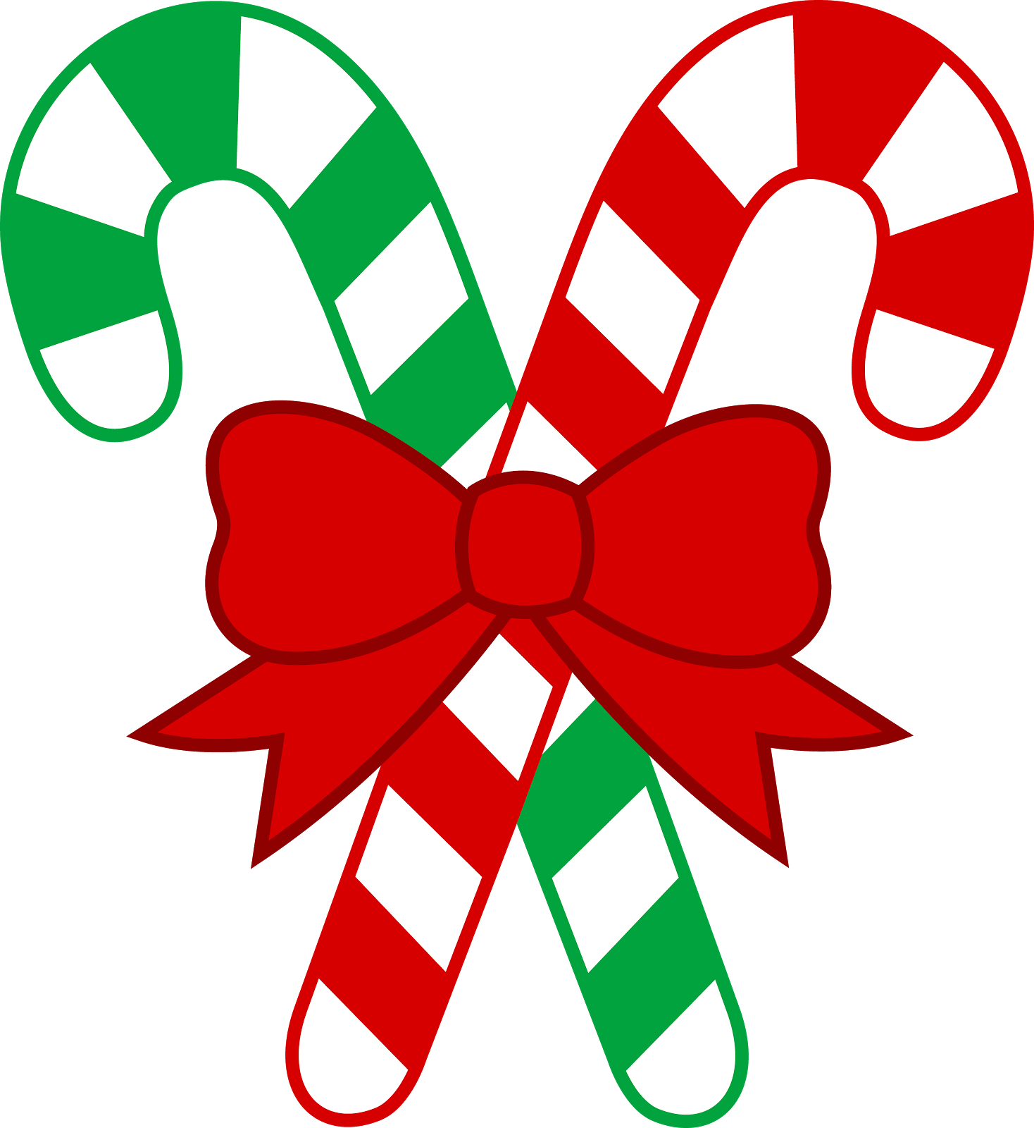 Nifty image with regard to candy cane printable