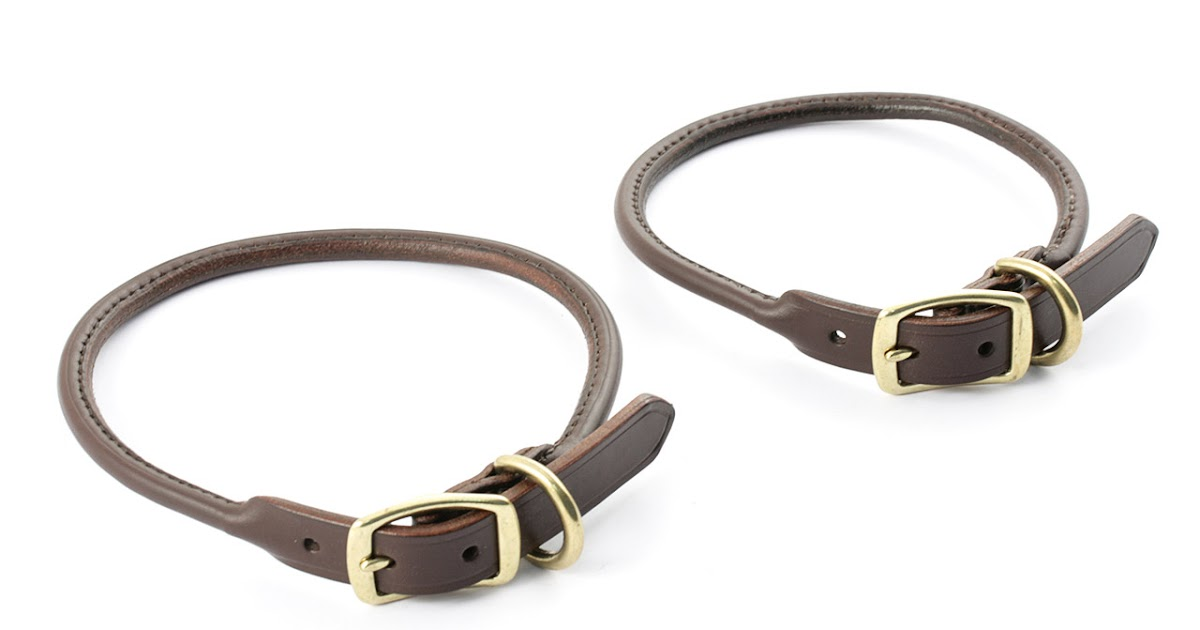 Leather Dog Collars For Big Dogs