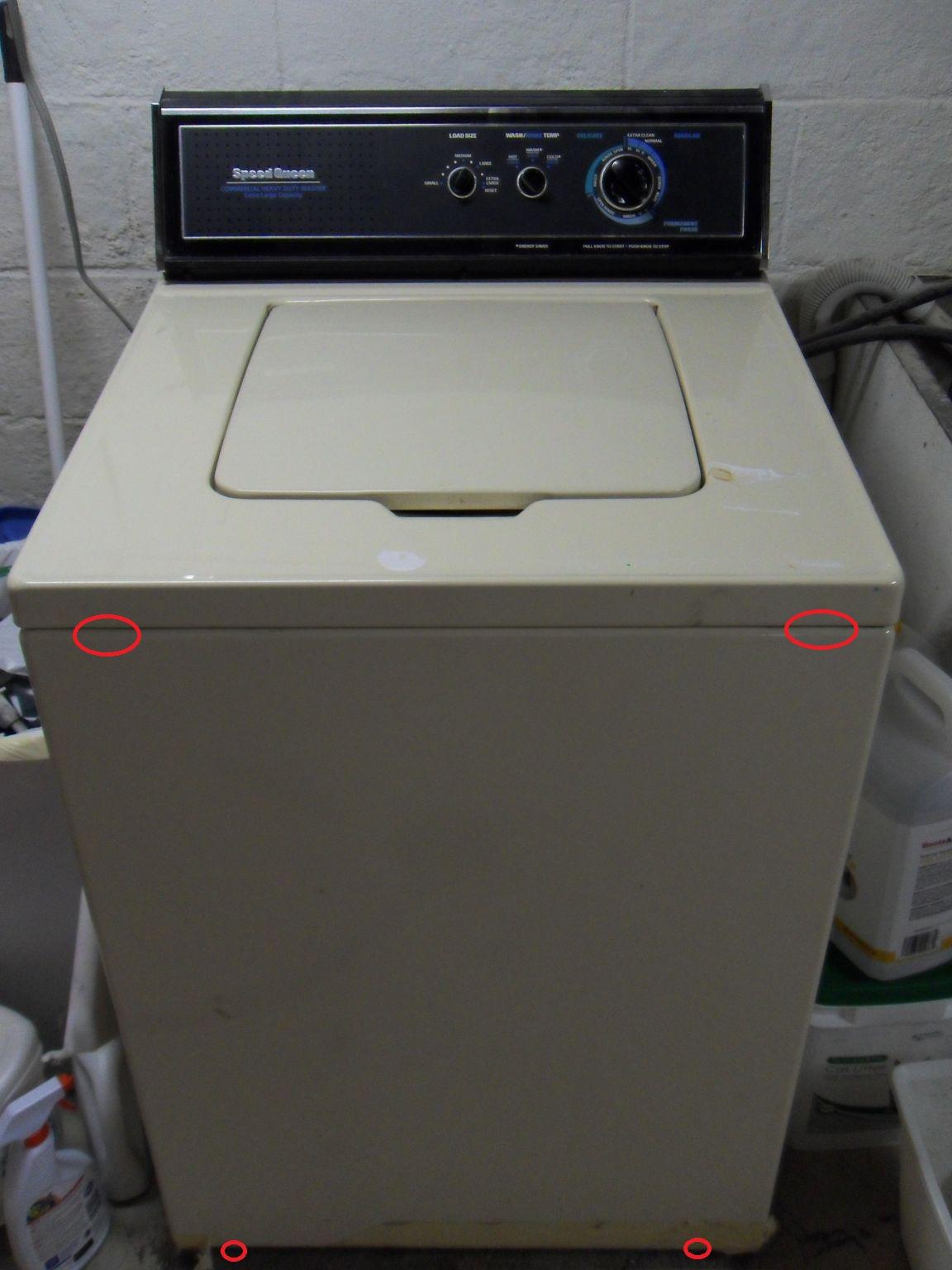 washing machine replacement
