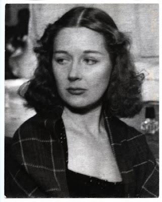 Dorothea Tanning - photographie par Man Ray, 1948
