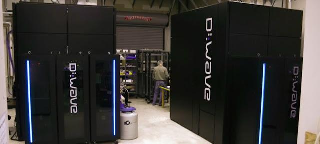 El D-Wave 2x es el nuevo ordenador cuántico más potente