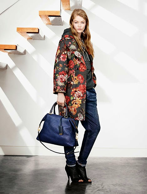 The Exchange: Under Wraps The Top 5 AW14 Coats at Karen Millen