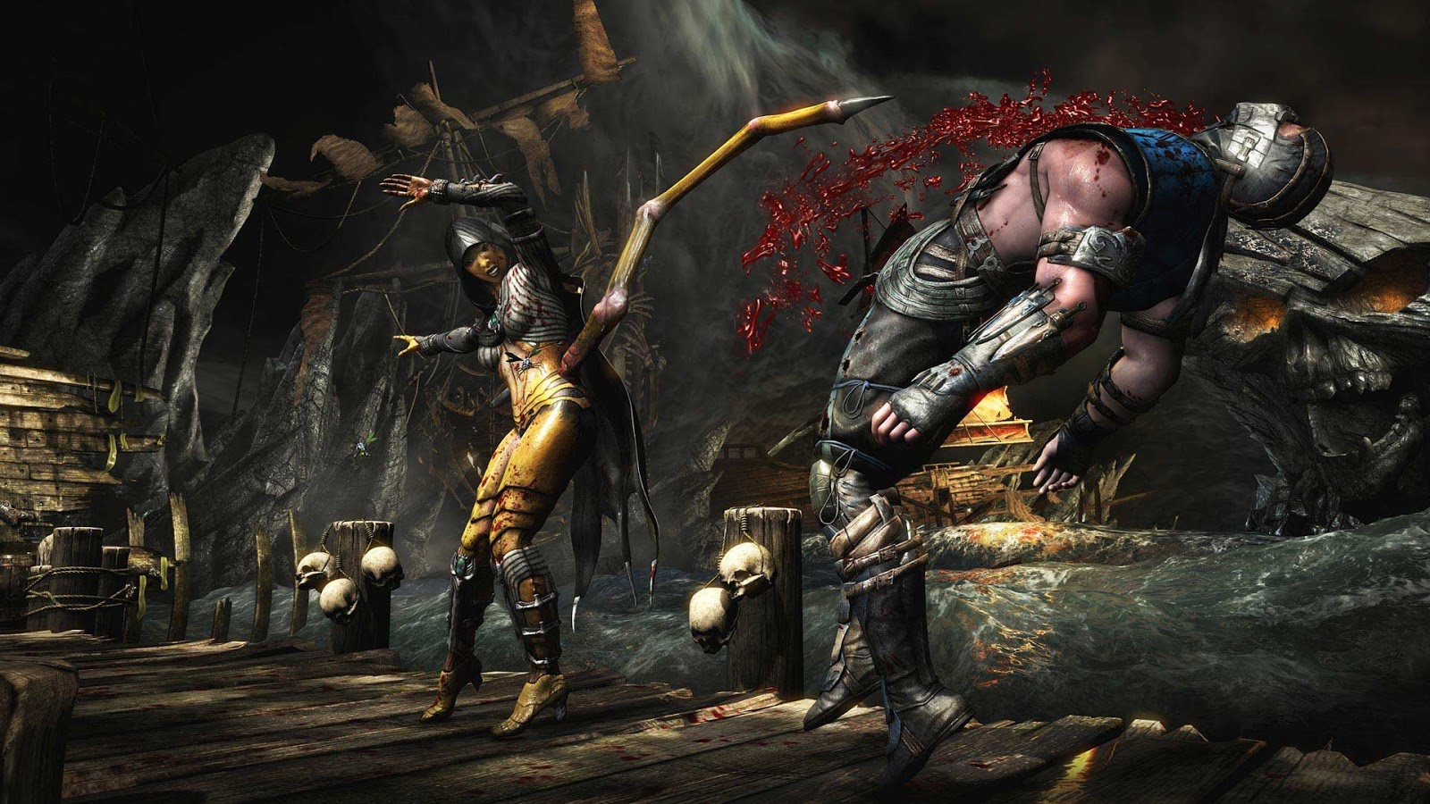 Download game Mortal Kombat X Full Crack