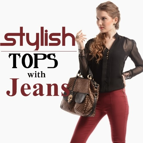 Tops with Jeans