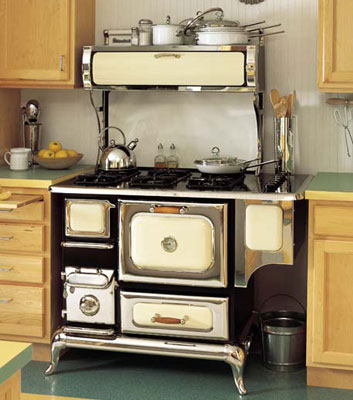 Old Fashioned Looking Pellet Stoves