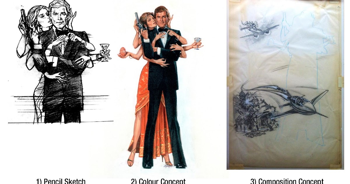 illustrated 007 the art of james bond octopussy