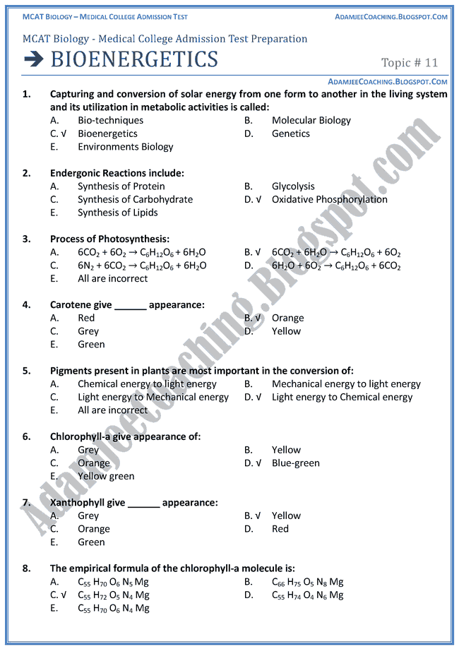 Bioenergetics-biology-mcat-preparation-notes