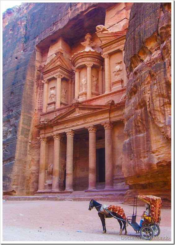 Al Khazneh. Tesouro, Petra, Jordânia, the Tresoury, Jordan