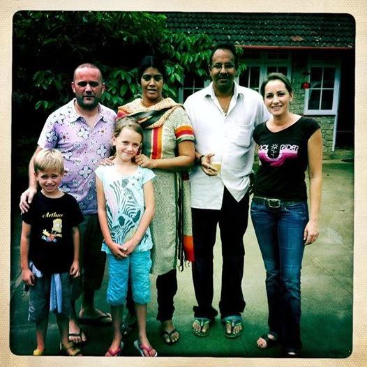 voyage en famille inde