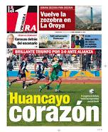 Brillante triunfo por 2-0 ante Alianza Lima