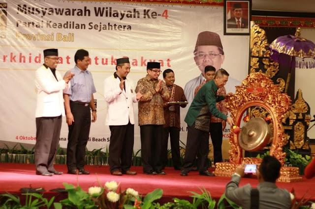 Tanpa Ribut-ribut, Gubernur Bali Puji Proses Demokrasi di PKS