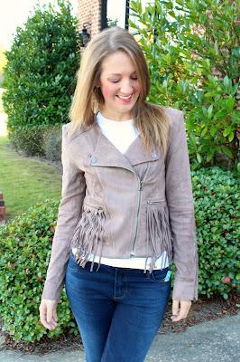 Stitch Fix Fringe Jacket