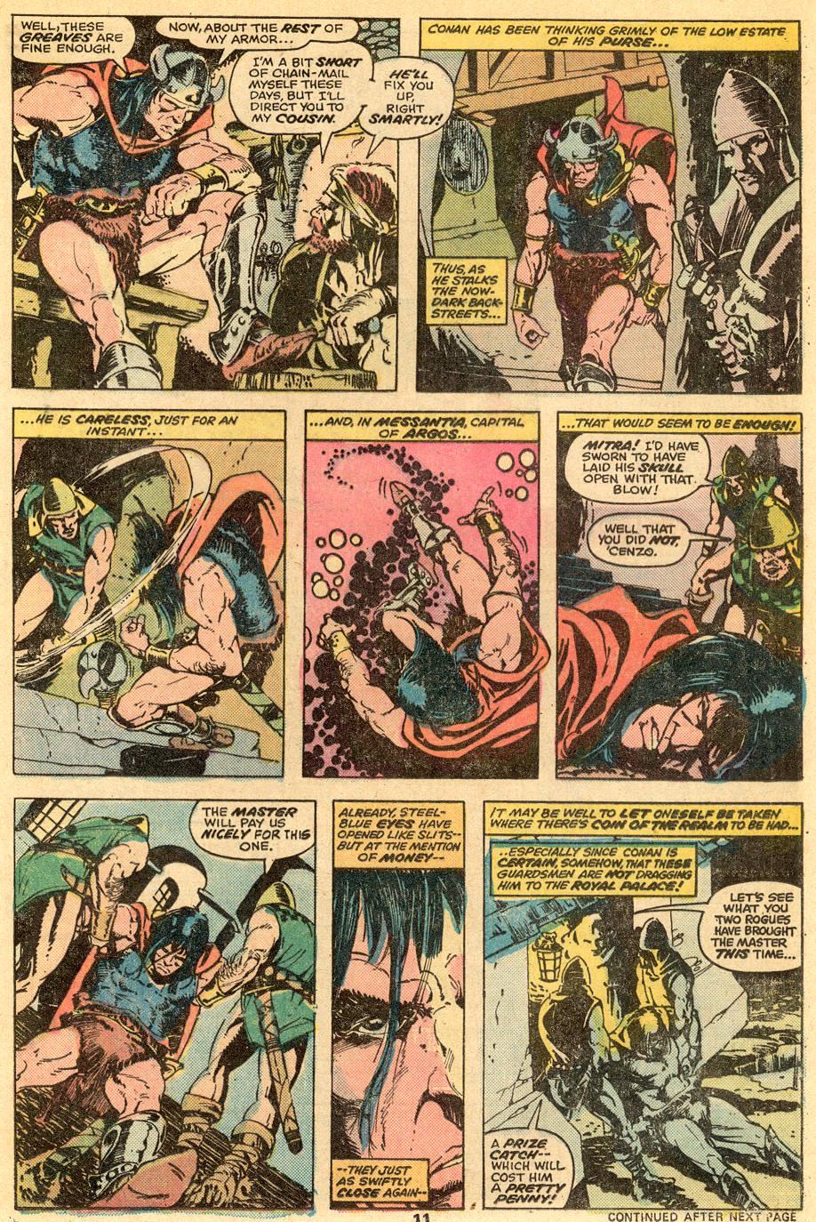 Conan the Barbarian (1970) Issue #57 #69 - English 8