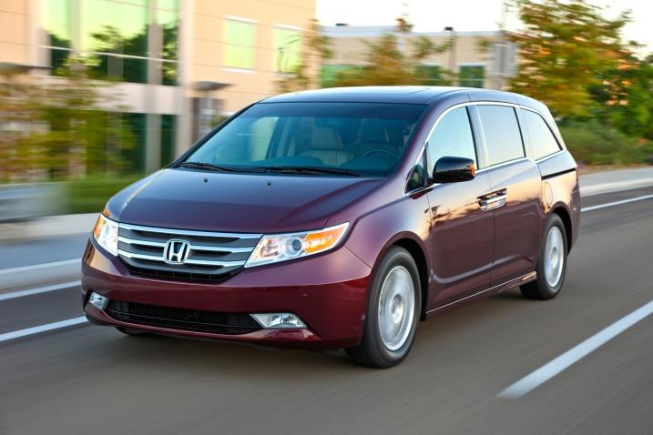 Look At the Car: 2013 Honda Odyssey
