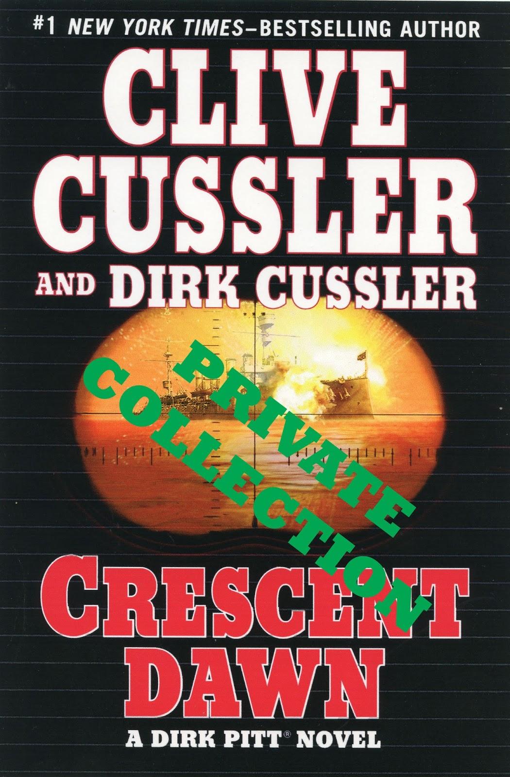 Clive cussler novel movie 1980