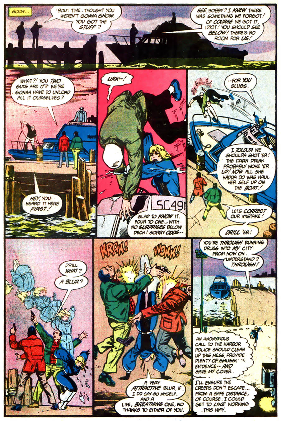 Detective Comics (1937) Issue #562 Page 21