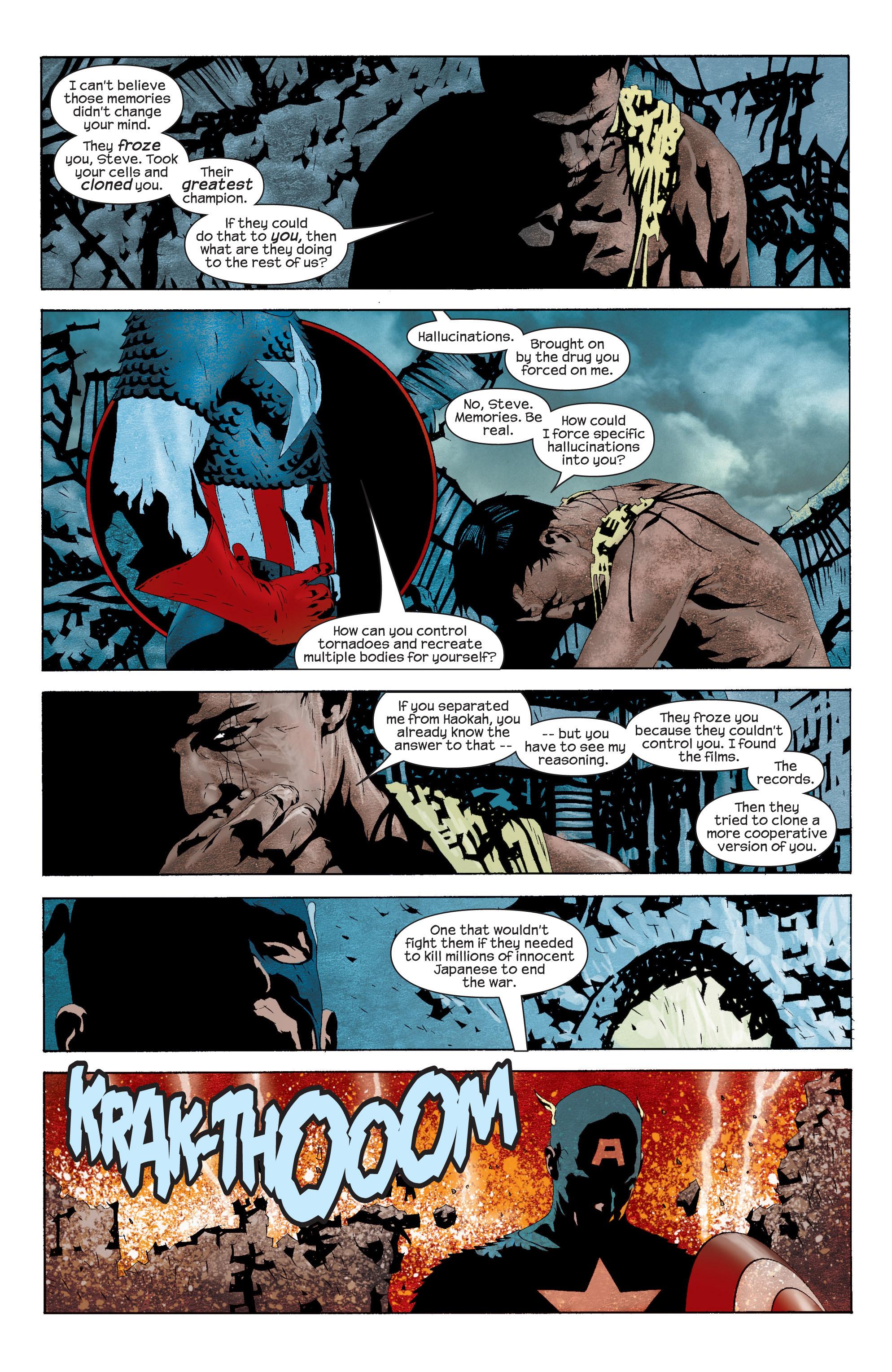 Captain America (2002) Issue #11 #12 - English 17