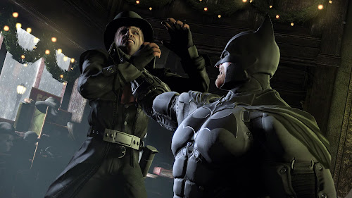 Screen Shot Of Batman Arkham Origins (2013) Full PC Game Free Download At worldfree4u.com