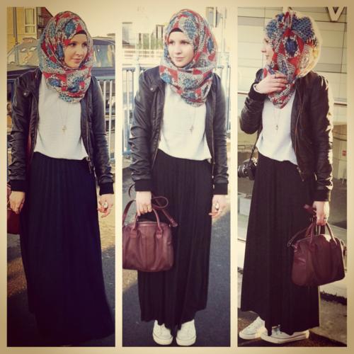 Latest 2015 Beautiful Hijab Dressing Dp For Girls For Eid Mubarak 2015 Virtual University Of