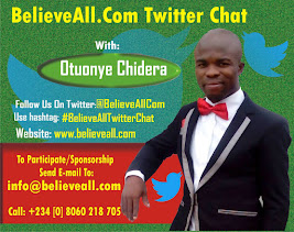 BelieveAll Twitter Chat