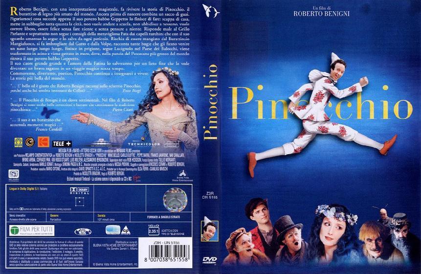 Movies & Music Free: Pinocchio (2002)(DVDRip)
