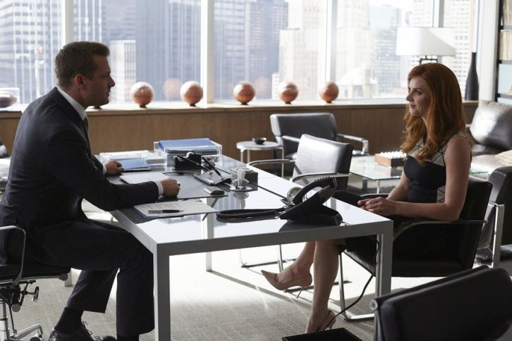 Suits - Episode 4.10 - This Is Rome - Promotional Photos