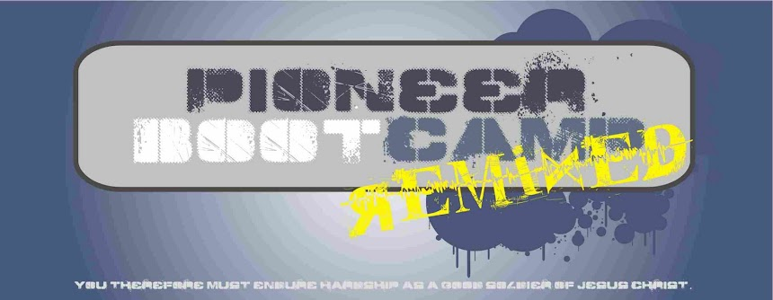 Pioneer Boot Camp 2011