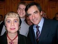*Morgane BRAVO & M. François FILLON, Premier Ministre de la République Française*