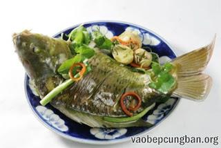 Chế biến món ăn từ cá chép tốt cho bà bầu6