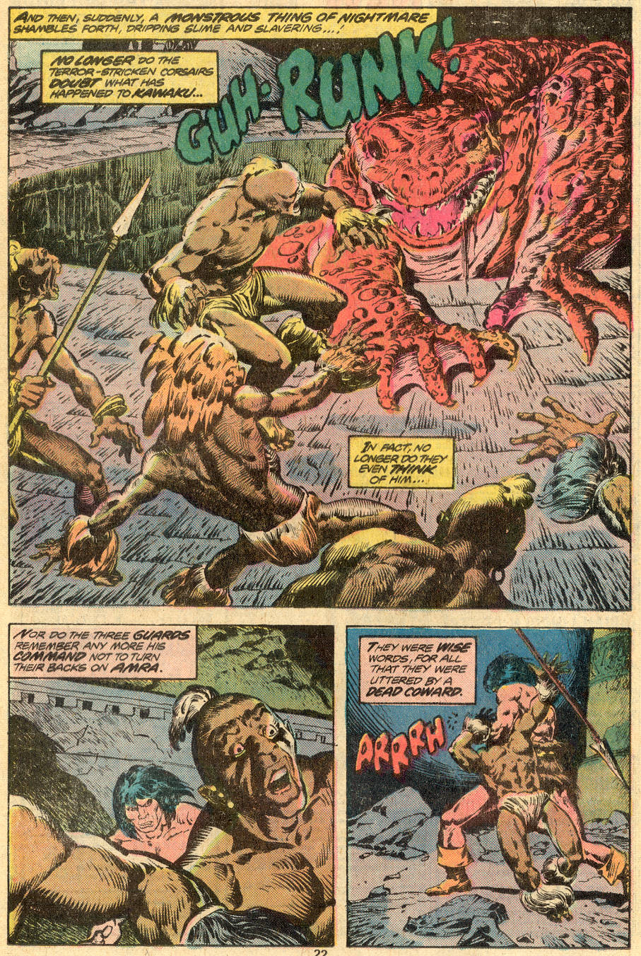 Conan the Barbarian (1970) Issue #73 #85 - English 13