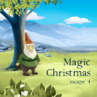 Juegos de Escape Magic Christmas Escape 3