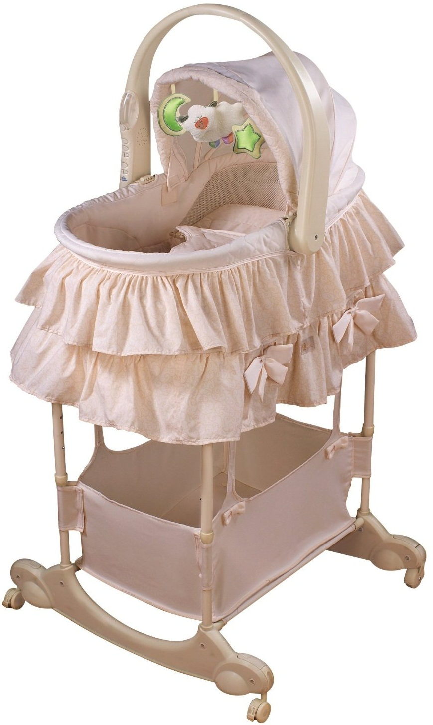 The first years 5 in 1 carry me near sleep system baby Portable bassinet