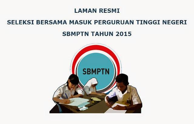 Website Situs Resmi SBMPTN