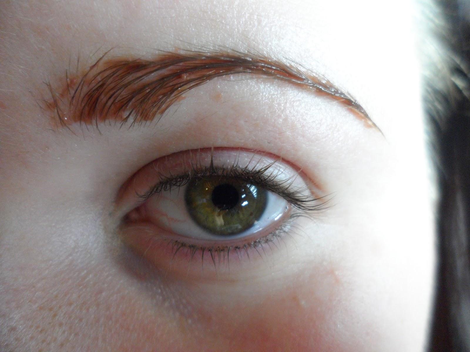 The Secret World Of Becki Rose Eyebrow Maintenance