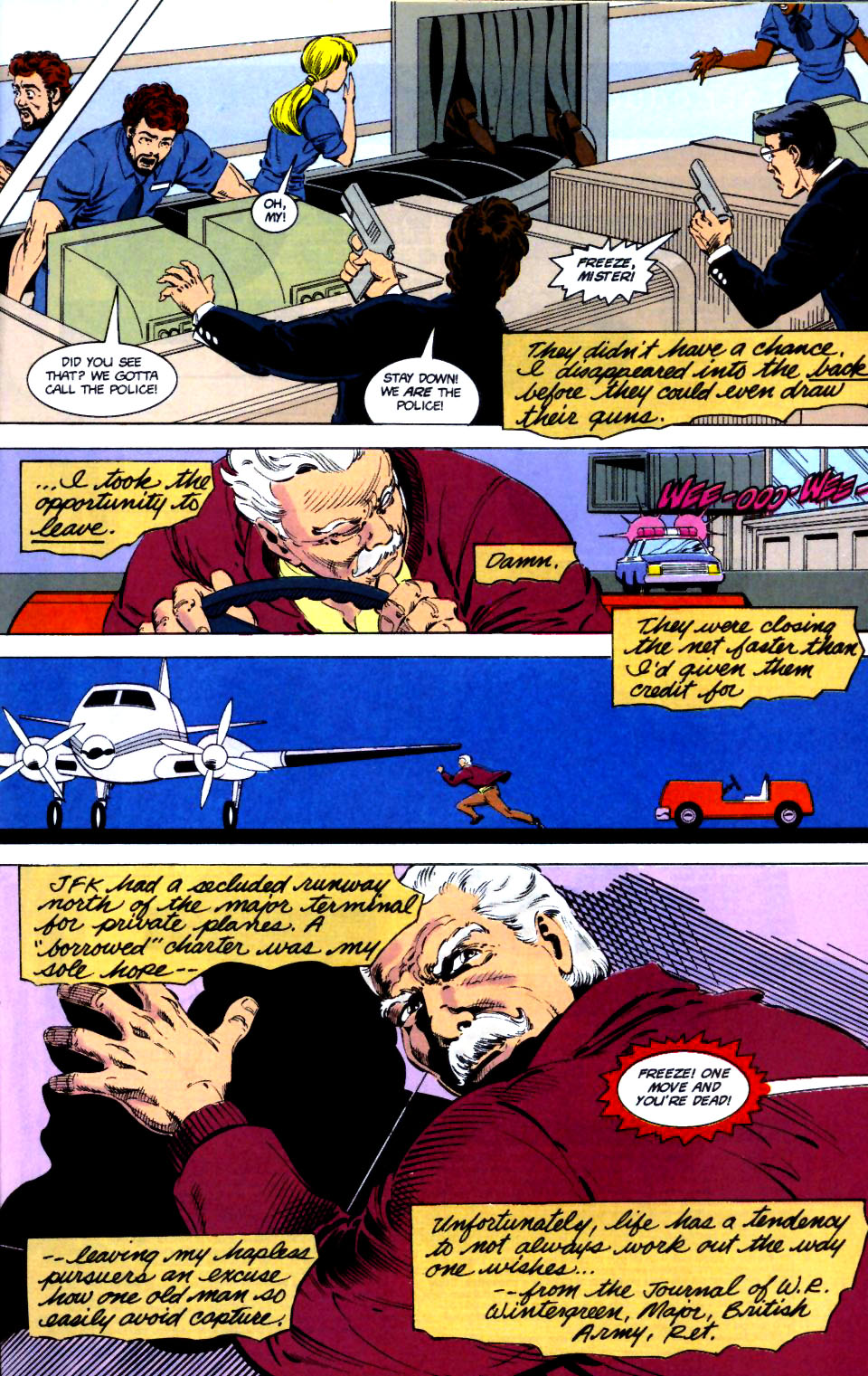 Deathstroke (1991) Issue #16 #21 - English 15