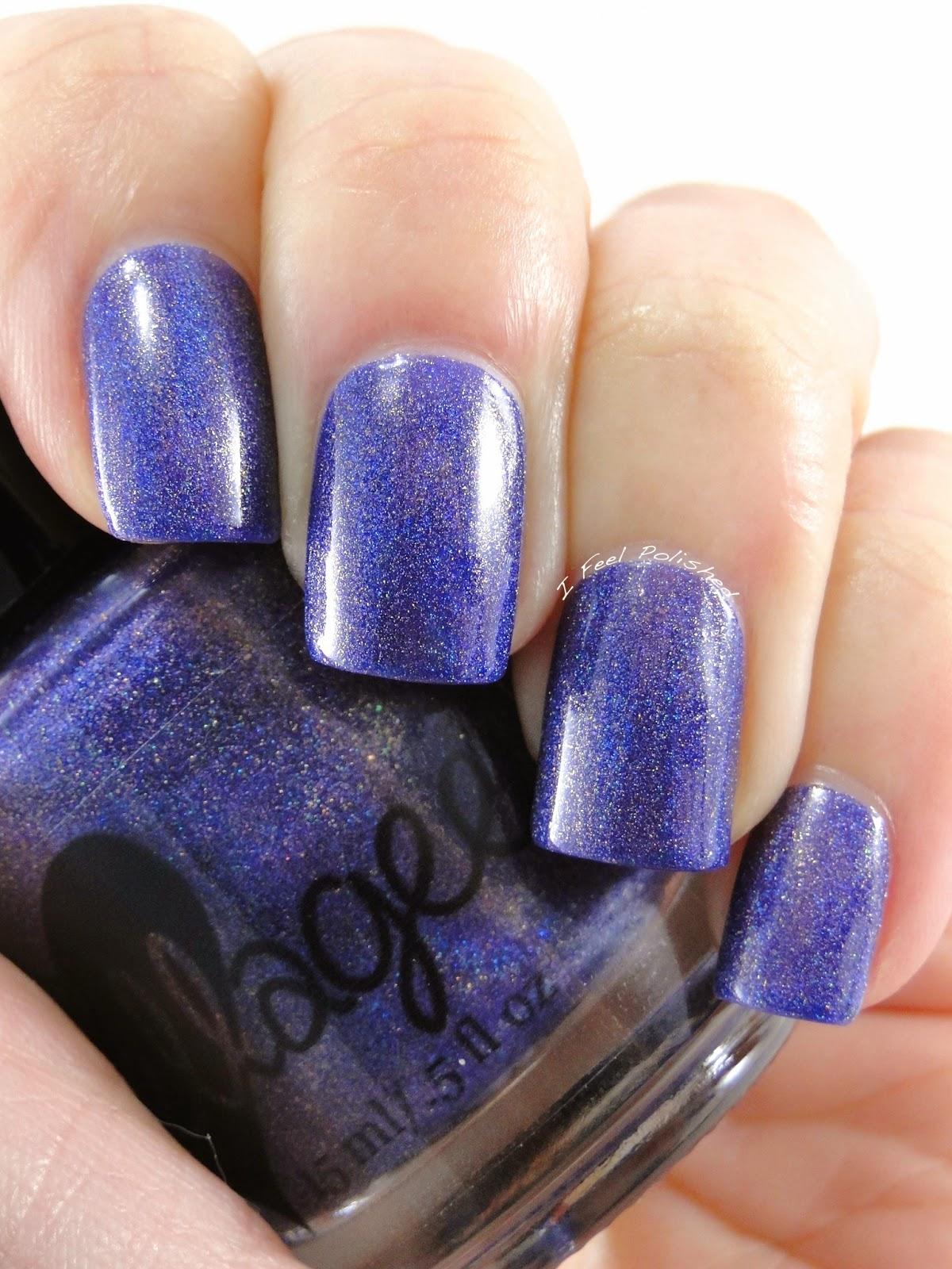 ellagee The Purple One
