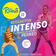 """""""LA REINA"""" - DISCO TROPICAL - LABORDE - SÁBADO 15"""