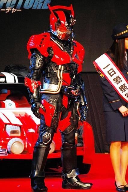 Kamen Rider Drive The Movie: Surprise Drive - More Info ...