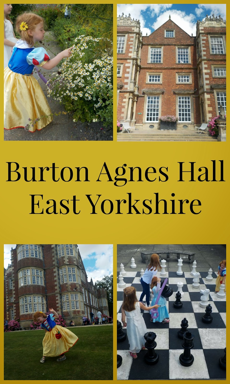 Burton Agnes Hall East Yorkshire