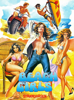 The Beach Girls 1982