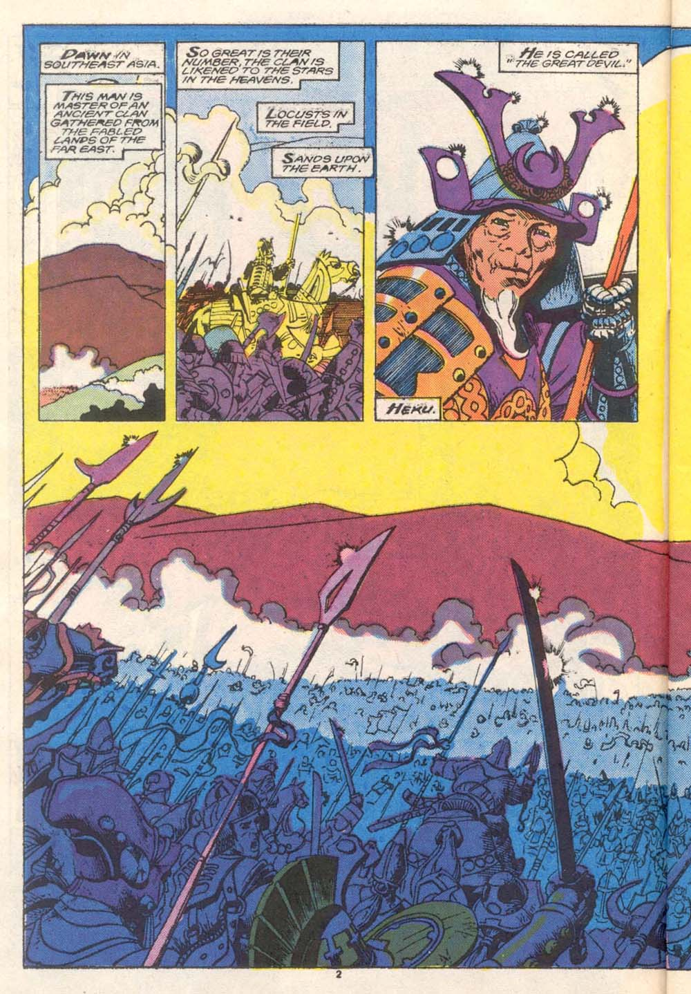 Conan the Barbarian (1970) Issue #206 #218 - English 4