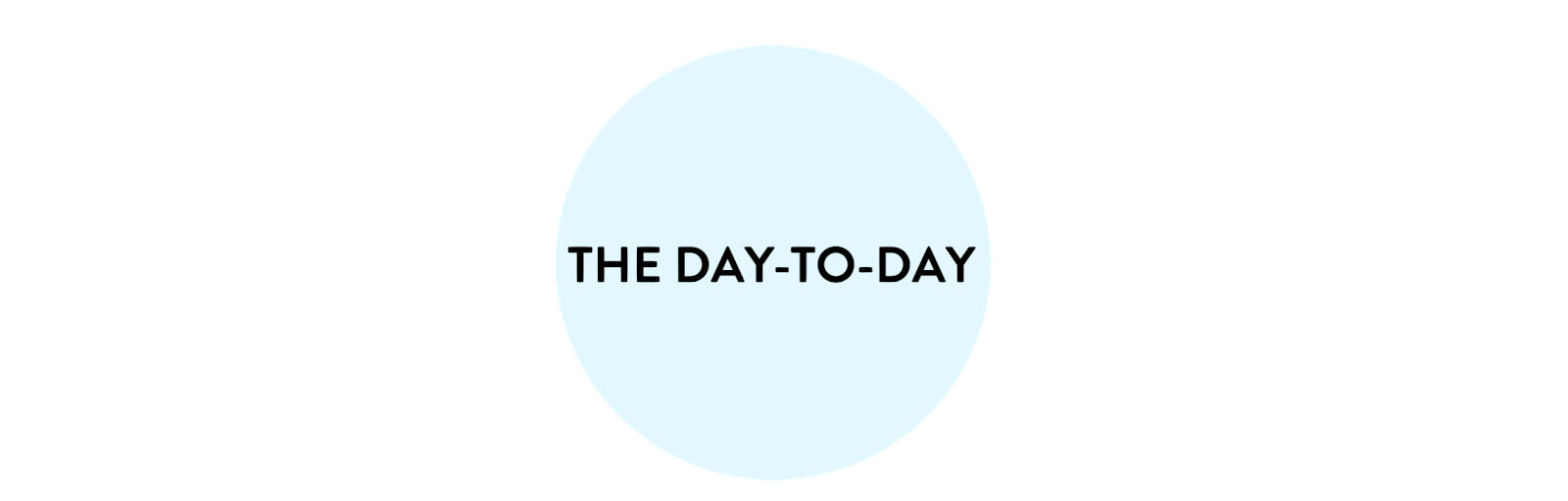 THE DAY-TO-DAY