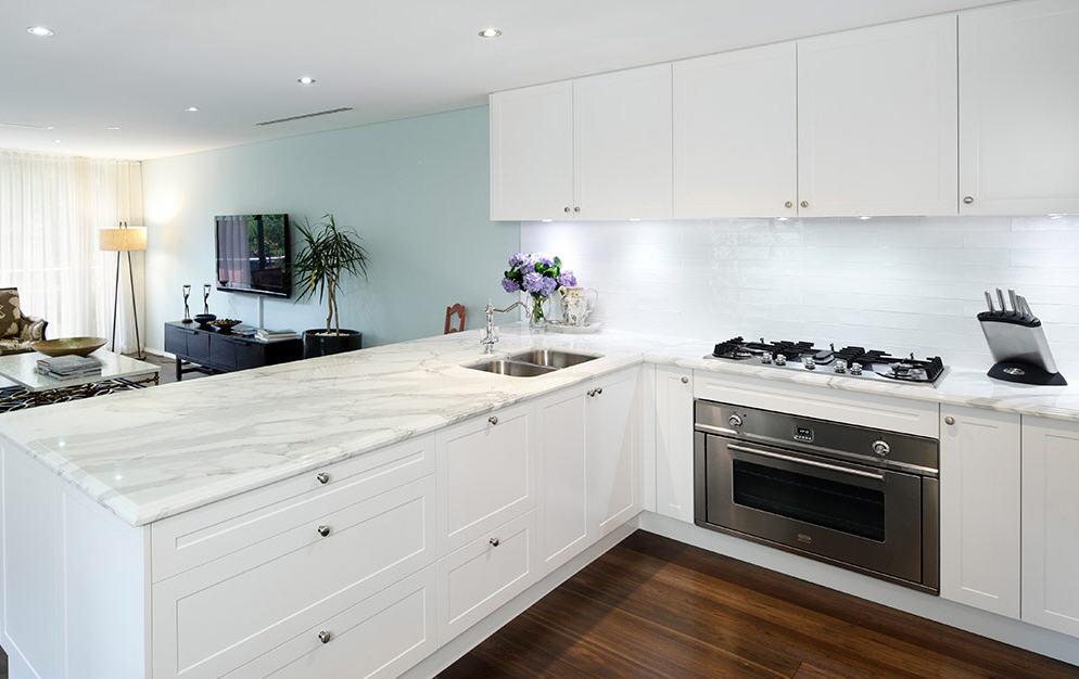 26 genial marmol de cocina im genes mesada de cocina - Tipos de marmol para cocina ...